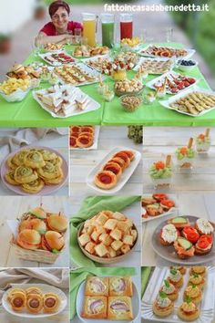 Ricette Per Un Buffet Salato 35 Idee Gustose E Facili Recipe And