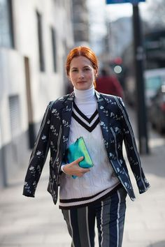 Taylor Tomasi Hill. Stop the friggin presses. The maestro is out of hiding. TTH where have you been and why have you been wearing your husband's clothes to all the fashion weeks. Here she is finally knock in' one out of the ballpark. You. Don't. Ever. Leave. Me. #LFW.