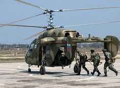 `Kamov 226T' Helicopters