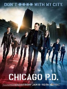 If you love CHicago Fire, you'll REALLY love Chicago PD! There is a ton of cross over characters! Wednesdays at EDT on NBC! Chicago Fire, Nbc Chicago Pd, Chicago Shows, Chicago Med, Chicago Illinois, Best New Shows, Great Tv Shows, Favorite Tv Shows, Chicago Police Department