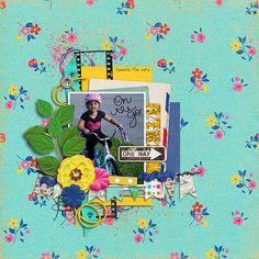 Away We Go - Little Butterfly Wings, Allison Pennington, and Micheline Martin Away We Go Journal Cards - Little Butterfly Wings Font - DJB MARIANNE Script