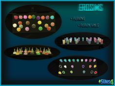 It's Simful! Sims 4 Clutter, Sims 4 Custom Content, Poker Table, Sims 3, Witch, Magic, Costume, Decor, Ideas