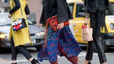 The best street styles from AW London Fashion Week 2015 - Style and Tonic :: Style and Tonic