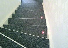 Led vloerverlichting | Unica - UW-vloer.nl Led, Stairs, Home Decor, Stairway, Decoration Home, Room Decor, Staircases, Home Interior Design, Ladders