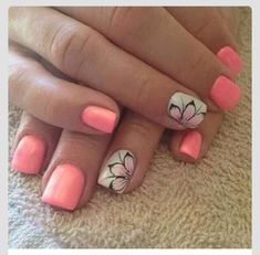 Pretty spring nails Discover and share your fashion ideas on misspool.com
