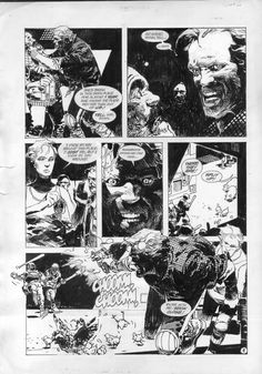 WINTERWORLD by Chuck Dixon & Jorge Zaffino