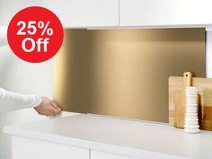 brass-splashback-sale-600x450 Kitchen Colour Schemes, Buy Metal, Corten Steel, Splashback, Kitchen On A Budget, Keep It Cleaner, Beautiful Homes, Brass, House Of Beauty