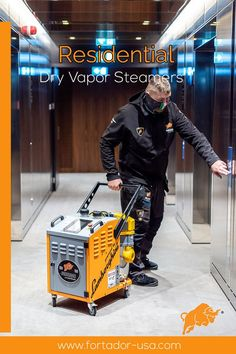 The best way to sanitize your customers' homes and retain their business is through low-moisture superheated steam. Electric Steamer, Residential Cleaning, Best Commercials, Steam Cleaners, Cleaning Business, Cleaning Service, Washer, The Unit, Steamers