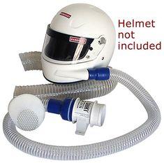 135cfm Cool Shirt helmet ventilation system