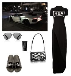 youth by whosay on Polyvore featuring polyvore fashion style Hood by Air Givenchy Victoria Beckham NARS Cosmetics clothing