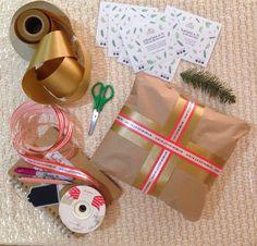 Así son los paquetes navideños de www.mercadillovintage.mx