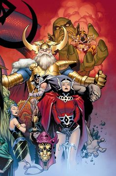 Thor: Tales of Asgard by Lee & Kirby #6//Olivier Coipel/C/