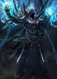 Mammon - Son of Satan. Wants to help Ren Akumera kill their dad