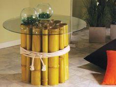 adornos con bambu en pinterest