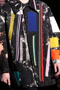 Raf Simons Automne 2014 Hommes - Détails - Galerie - Style.com