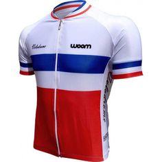 Camisa Ciclismo Woom Supreme V�lodrome