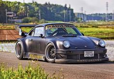 Porsche 964 Rauh-Welt
