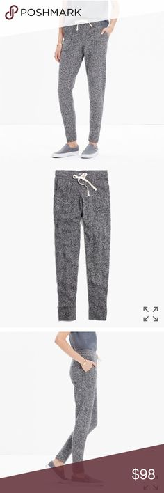 Madewell 100%merino wool cozy Merle sweater pants Madewell 100%merino wool cozy Merle sweater pants-amazing style and fits true to size! Madewell Pants Track Pants & Joggers