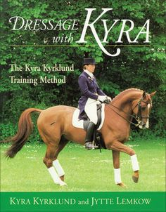 Dressage with Kyra