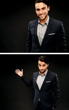 Jack Falahee poses for a portrait at The Beverly Hilton Hotel - July 15th, 2014