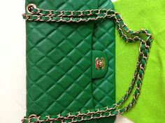 Green Bag Chanel