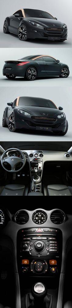 2013 Peugeot RCZ #samochody #autos