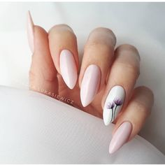 Easy Spring Nails & Spring Nail Art Designs To Try In Simple spring nails colors for acrylic nails, gel nails, shellac spring nails, as well as short spring nails. These easy Spring nail art ideas with flowers, glitter and pastel colors are a must try. Cute Spring Nails, Spring Nail Colors, Spring Nail Art, Nail Designs Spring, Summer Nails, Cute Nails, Pretty Nails, Pastel Colors, Almond Nails Designs Summer