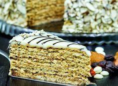 Экология потребления. Еда и рецепты: Приготовление торта занимает немного времени и в общем ничего трудного. В результате получается нежный...
