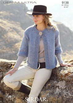 the online pattern store Crochet Pullover Pattern, Cardigan Pattern, Knit Or Crochet, Sweater Patterns, Free Chunky Knitting Patterns, How To Purl Knit, Seed Stitch, Fashion Details, Scarfs