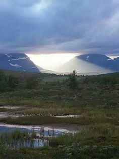 Tärnaby Lappland, Places Ive Been, Sweden, Mountains, Nature, Travel, Life, Pictures, Naturaleza