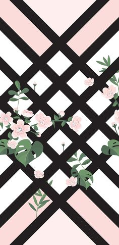 23 trendy wallpaper iphone pink and black wallpapers Pink And Black Wallpaper, Black Wallpaper Iphone, Trendy Wallpaper, Flower Wallpaper, Screen Wallpaper, Cool Wallpaper, Mobile Wallpaper, Pattern Wallpaper, Cute Wallpapers