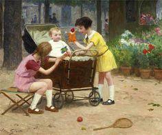 Victor Gilbert - Amuse bébé