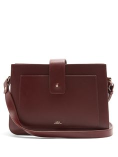 9a9937140549 Click here to buy A.P.C. Albane leather cross-body bag at MATCHESFASHION.COM