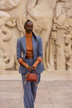 Cool Street Fashion, Paris Fashion, Girl Fashion, Autumn Fashion, Street Style, French Girl Style, French Girls, My Style, Classic Trench Coat