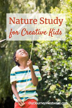 Nature Study for Creative Kids     #homeschool #homeschooling #handsonlearning #naturestudy #unitstudy #teachathome #schoolathome Hands On Learning, Hands On Activities, Nature Journal, Nature Study, Home Schooling, Homeschool Curriculum, Teaching Science, Creative Kids, Lesson Plans