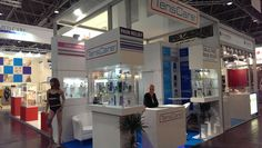 TensCare stand at Medica 2014