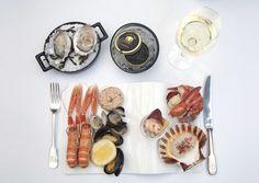 Boisdale's 2012 Epsom Derby - Seafood Platter Epsom Derby, Seafood Platter, Fish, Pisces, Seafood Dishes, Seafood Bake