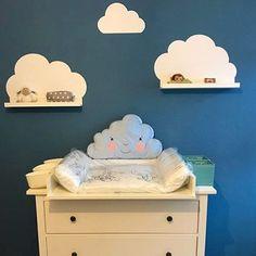 Danke Für Das Foto An @divorabrhn #meinlimmaland #babyzimmer #nursery # Wandgestaltung ...