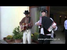 Hráme na slovenskej svadbe a zábave (Sedemnásť liet - Marianna) - YouTube