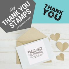 stampit thank you stamps