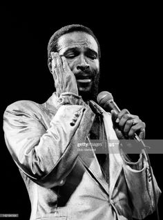 Marvin Gaye performs on stage at De Doelen, Rotterdam, Netherlands, July Get premium, high resolution news photos at Getty Images Paul Bearer, Foreign Celebrities, City People, Soul Singers, Toni Braxton, Handsome Black Men, Idole, Marvin Gaye, American Music Awards