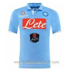 Napoli Italian Series A Home Jersey Shirt Kit 2014 2015   Have a Fun Flag  Wig ! 300cfbda5