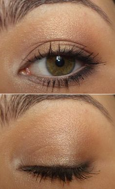 make-neutro. Love this idea as I dont like to wear gobs of make up