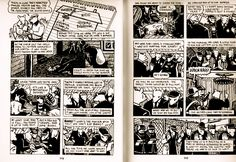 "#MAUS a review of this #Pulizer Prize winning #ComicBook 's two pages  I recently complete a course on ""Comic Books & Graphic Novels"" from BOULDER University, Colorado (Coursera). The Course detai..."