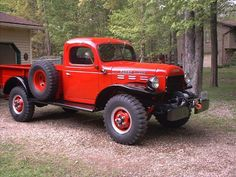 56 Dodge Power Wagon