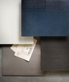 Pætchwork/ collection by COTTO | #design Piero Lissoni #tiles