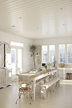 A country home in Finnland