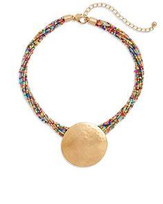 Chico's Bella Short Necklace #chicos