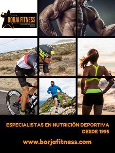 Especialistas en Nutrición Deportiva