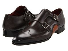 Magnanni, Zelo Hot Monks. I can see these being my summer work shoes.